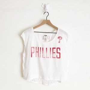 ✨3 for $18✨ Victoria Secret Phila Phillies Top